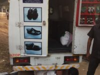 Lepra receives donation of £33,673 to fund a third mobile shoe van
