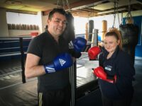 Going for Gold with Donnington Boxing Club