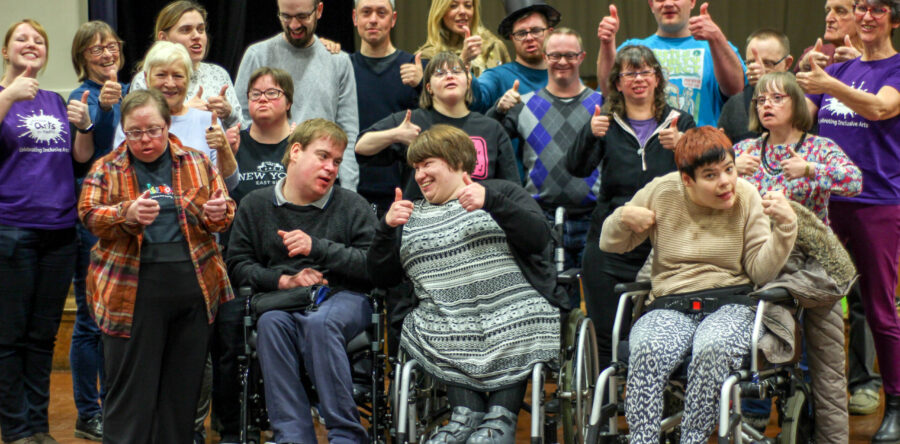 Accessible Arts & Media Receives £2,000 from the Pavers Foundation