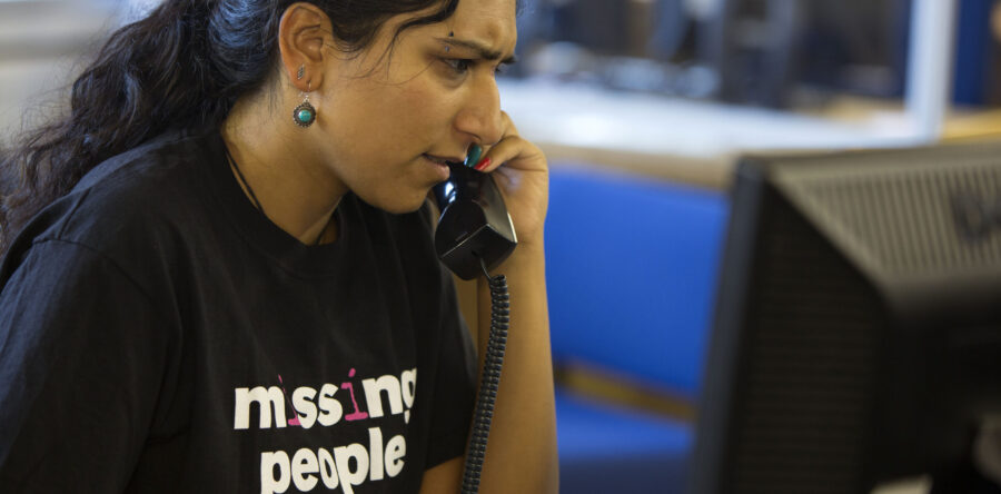 Missing People – A lifeline when someone disappears