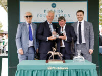 The Pavers Foundation Sponsors Macmillan Charity Raceday