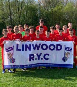Linwood Rangers Youth Football Club