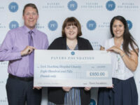 York Teaching Hospital Charity receives £850 from the Pavers Foundation