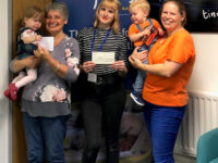The Pavers Foundation Supports The Tiny Lives Trust with £1,500 Donation