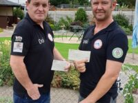 The Pavers Foundation Sponsors Dai and Lionel's trek to Everest Base Camp!