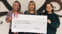 A Little Lifetime Foundation receives £1,500 to support bereaved families
