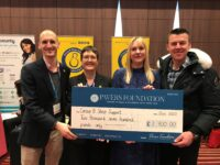 Group B Strep Support receive a grant of £2,700 from the Pavers Foundation