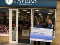 St. Barnabas receives financial boost from the Pavers Foundation