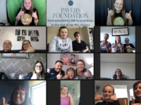 Pavers Foundation Donates £1,500 to fund online classes for Deaf Children