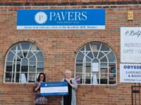 Pavers Foundation Donates £5,000 in Memory of Lauren Elliott